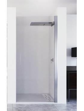 Mampara de ducha 1 hoja...
