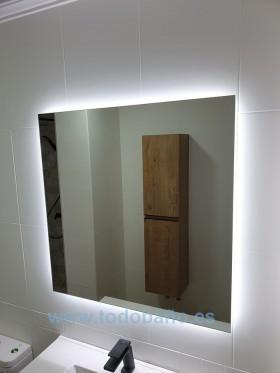 Espejo de baño...