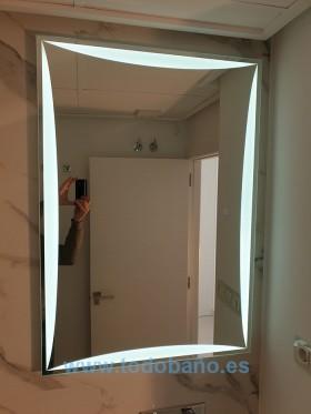 Espejo de baño LED Lexus