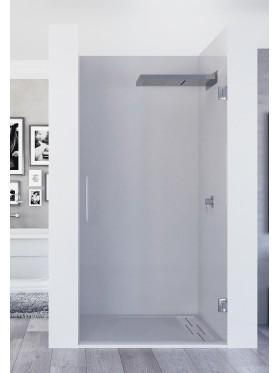 Mampara de ducha puerta abatible Loto