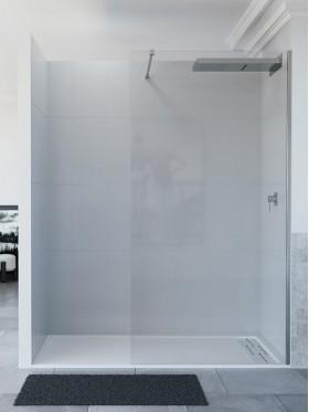 Mampara de ducha 1 hoja fija a medida
