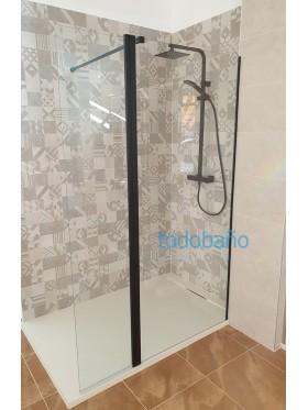 Mampara de ducha Fijo +...