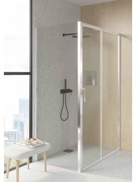 Mampara de ducha Telia + Fijo lateral
