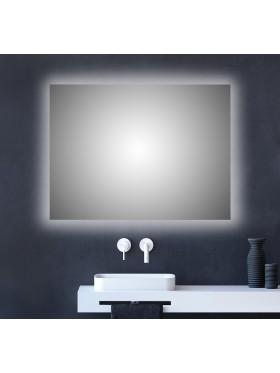 Espejo de baño retroiluminado Deep