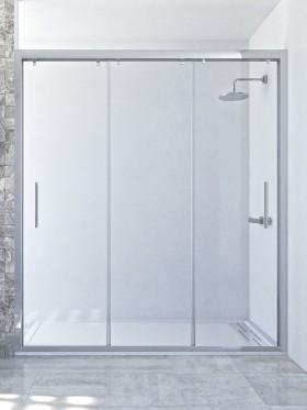 Mampara de ducha frontal Q3