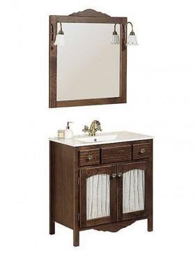 Mueble de baño rústico Ronda
