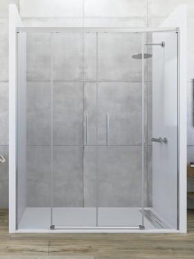 Mampara Frontal de ducha A medida