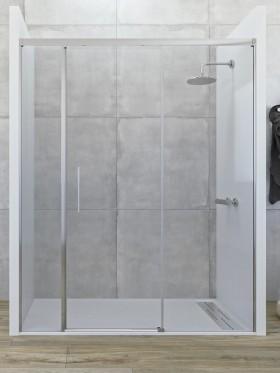 Mampara de ducha Frontal corredera Centauro