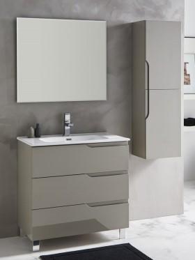 Mueble de baño con patas Siena