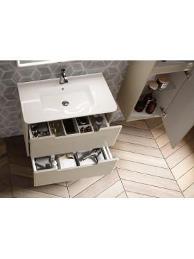 Detalles mueble de baño omega