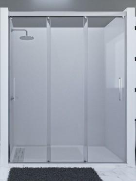 Mampara de ducha frontal AQ3
