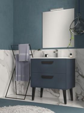 Mueble de baño con patas Sakai