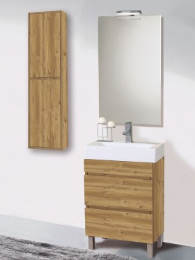 Mueble de baño con patas Ivo