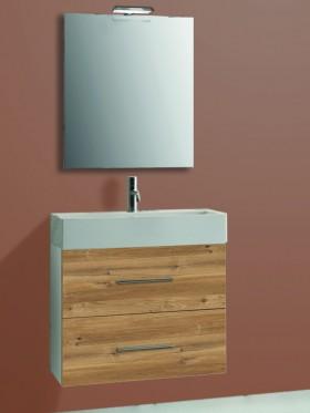 Mueble de baño suspendido Duni