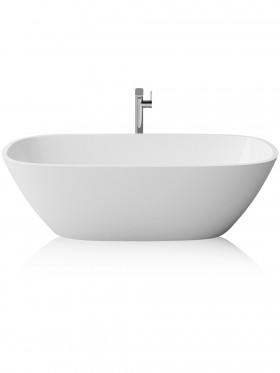 Bañera de Solid surface Salma