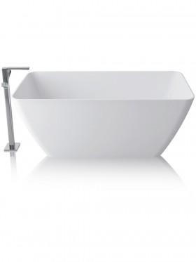 Bañera de Solid surface Delia