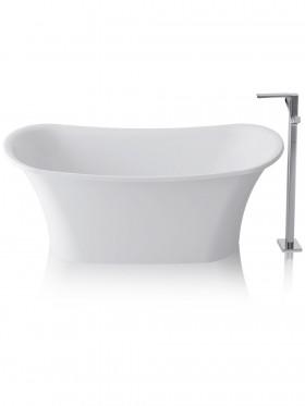 Bañera de Solid surface Lyra