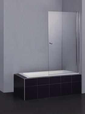 Mampara de bañera 1 hoja...
