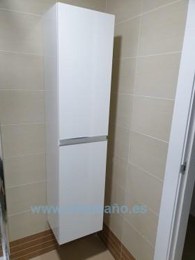 Mueble de baño Inglet con Tapa