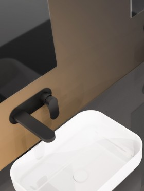Grifo de lavabo empotrado...