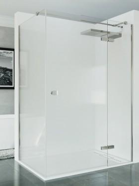 Mampara de ducha angular Paros