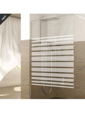 Mampara de ducha Arcoiris