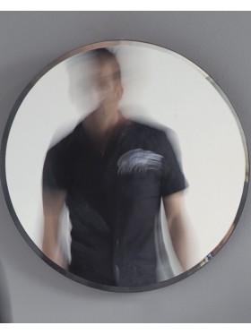 Espejo de baño circular Bisel, Eco House