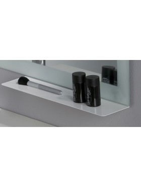Repisa espejo en cromo, Eco House