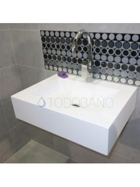 Encimeras de baño Solid surface