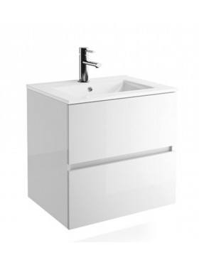 Mueble de baño Compac Blanco