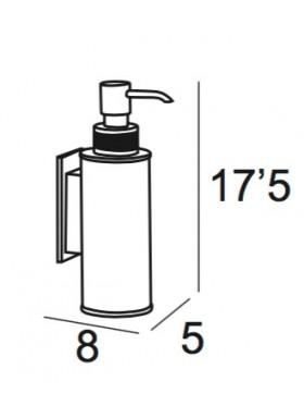 Medidas Dosificador Swarovski