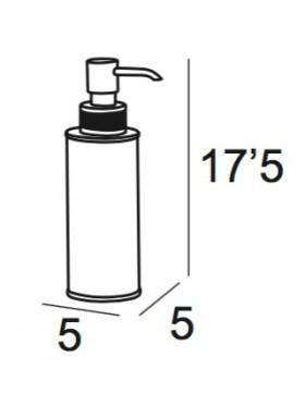 Medidas Dosificador Sobremesa Swarovski