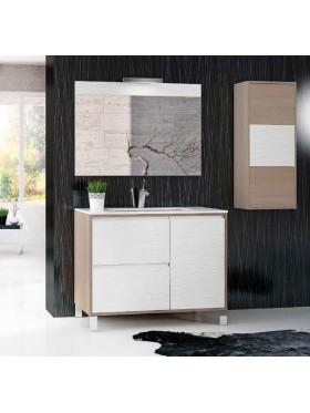 Mueble de baño Tropic C