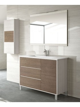 Mueble de baño Solium C
