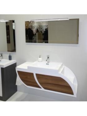 Muebles de ba o modernos compra online y barato todoba o for Mueble bano dos lavabos baratos