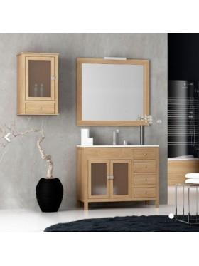 Mueble de baño Emma Acabado Ante