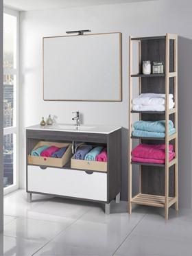 Mueble de baño Ekor compact