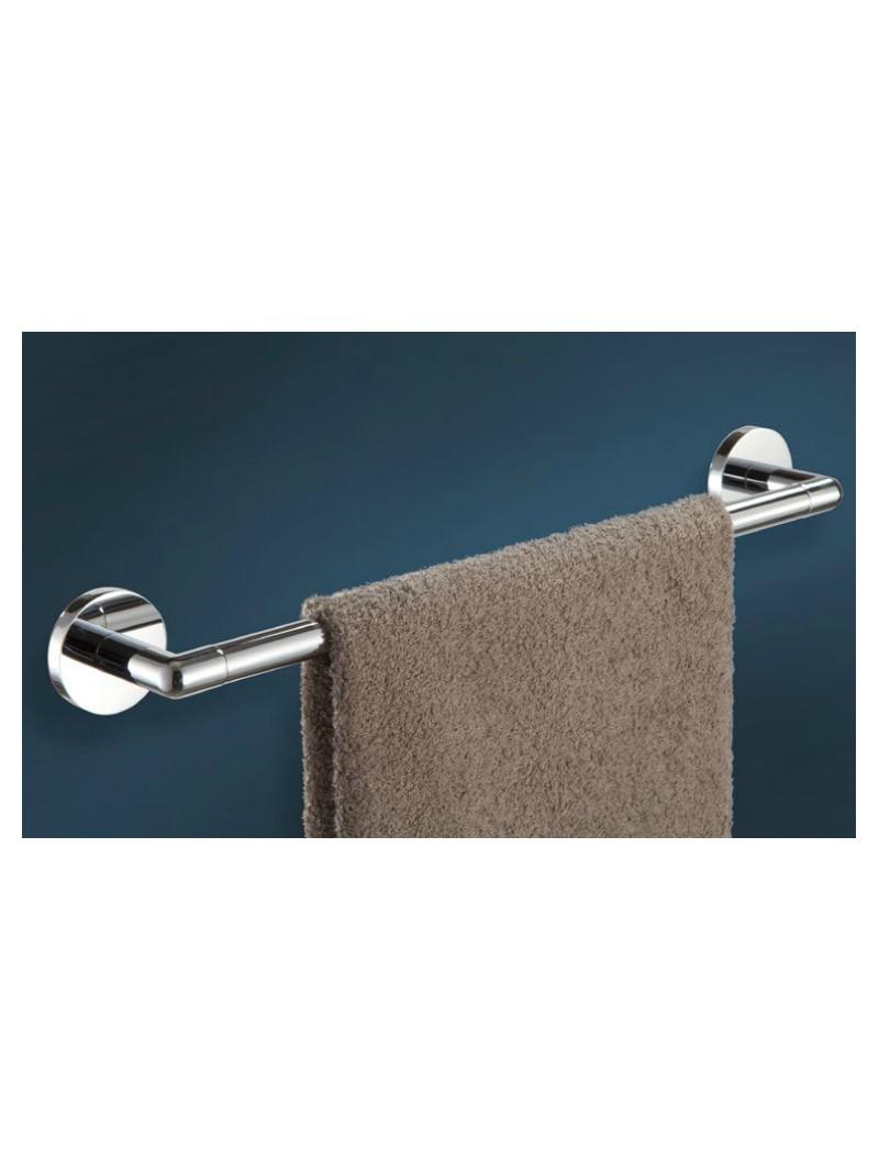 Toallero barra serie sole fabricado en acero - Accesorios bano acero inoxidable ...