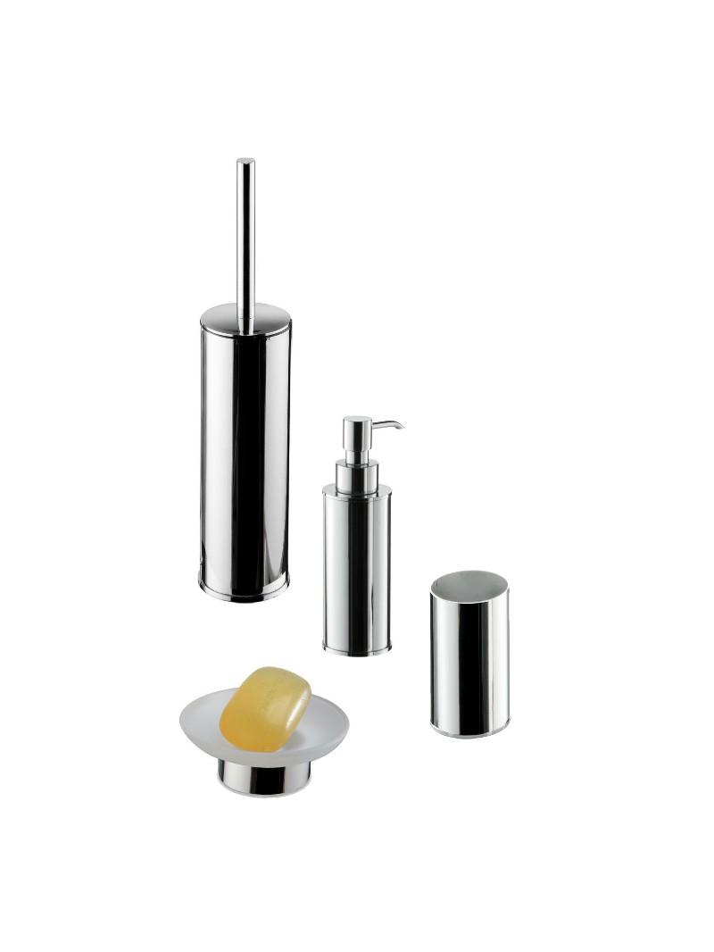 Conjunto accesorios sobremesa serie sole manillons torrent for Conjunto accesorios bano