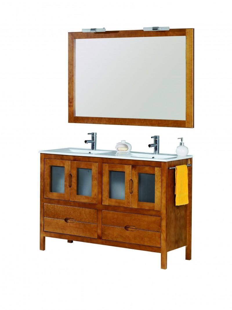 Conjunto de ba o bruselas fabricado en espa a for Conjunto muebles de bano