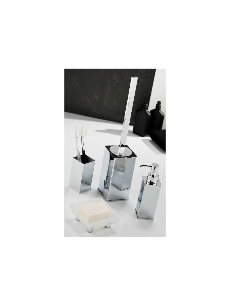 Conjunto de accesorios sobremesa serie sintor manillons for Conjunto accesorios bano