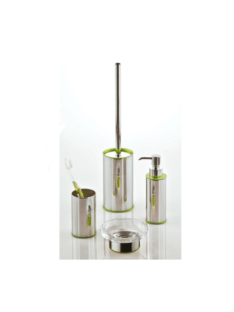 Conjunto de accesorios sobremesa serie iris for Conjunto accesorios para bano