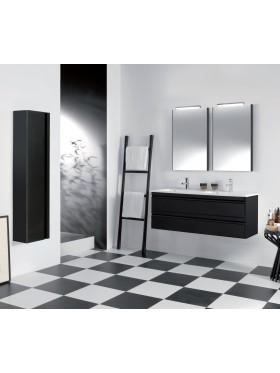 Mueble Solco 120cm negro