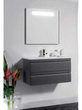 Mueble Solco 80cm gris