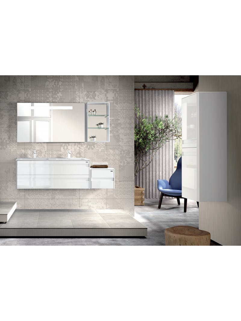 Mueble de bano barcelona 120cm - Muebles online barcelona ...