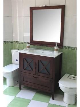 Conjunto de baño 80cm