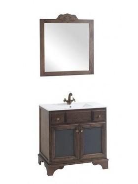 Mueble de baño rústico Alhambra