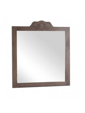 detalle del espejo