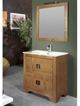 Mueble de baño Oeste 80cm