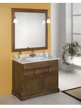 Mueble de baño Monfragüe 100cm
